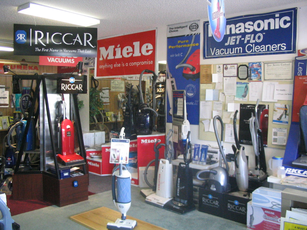 Different Types of Vacuums